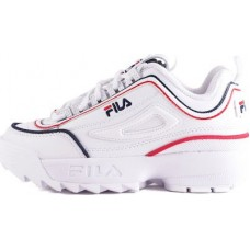 Fila Disruptor II Contrast Piping 3FM01009-125 Λευκό