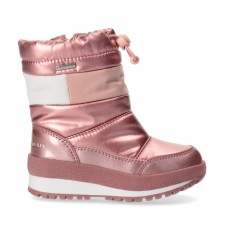 Tommy Hilfiger μπότα T3A5-32033-1240305 TECHNICAL BOOTIE POWDER PINK