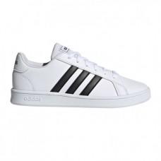 Adidas Grand Court Κ EF0103 Άσπρο/Μαύρο