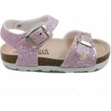 Alegria πέδιλο φελλός 3194-446 ροζ glitter
