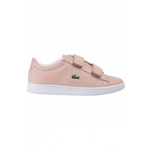 Lacoste Sneakers Carnaby Evo 7-39SUC00057F8 Ροζ